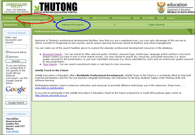 Limpopo Department of Education > Home